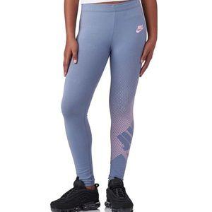 Nike Big Girl's NSW Favorite Leggings, Sz L NWT